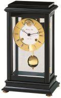 ウッドフレームデザイン!ヘルムレ(HERMLE)機械式置き時計  22733-740139