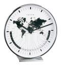 ワールドタイムクロック!ヘルムレ(HERMLE)置き時計   Buffalo2 22843-002100 世界時計