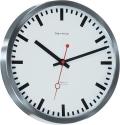 ヘルムレ掛け時計 ヨーロッパの駅舎を思い出させる  ヘルムレ(HERMLE)製掛け時計 ステーションクロック 30471-002100