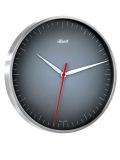 シンプルでスタイリッシュ! ヘルムレ(HERMLE)製掛け時計 Tooley 30888-002100