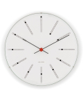 ����͡��䥳�֥���ݤ����� ARNE JACOBSEN Wall Clock Bankers 480mm��43650