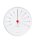 ����͡��䥳�֥��� ���ٷס�ARNE JACOBSEN Wall Thermometer Bankers 120mm��43687