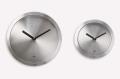 ステンレス掛け時計APOLLO