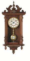 クラシカルな機械式が魅力! アームスAMS振り子時計 機械式  617-1 AMS掛け時計