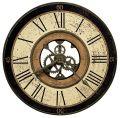 アンティーク調でお洒落!ハワード・ミラーHoward Miller社製掛け時計 Brass Works  625-542