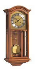 チェリーウッド仕上げが美しい! AMSアームス振り子時計 機械式 651-9 AMS掛け時計