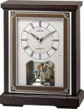 毎正時にメロディが流れます!振り子置き時計  8RN401-006 シチズン時計
