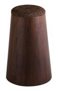 MOLDED PLYWOOD STOOL ウォルナット木目wood 905SWN φ20(φ28.5)×43 椅子 スツール