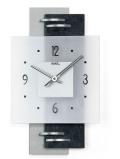 AMS9245  お洒落なデザインです! AMS アームス掛け時計