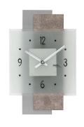 AMS9443  お洒落なデザインです! AMS アームス掛け時計
