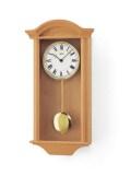 木の香りを感じます! AMSアームス振り子時計 990-16 AMS振り子時計