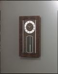 メロディで時を優しく奏でます!報時振り子時計デコール  セイコー SEIKO電波振り子時計 AS896H