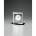 プラチナの輝きに品格が漂う!セイコー置時計 SEIKO DECOR AZ739S