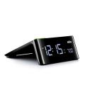 【日本正規代理店品】 ブラウンBRAUNアラームクロック  BNC016BK 目覚まし時計 置き時計
