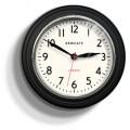 NEW GATE(ニューゲート) COOKHOUSE ブラック COOK343K 掛け時計 レトロな壁掛け時計
