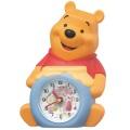 くまのプーさんの目覚まし時計!アラームクロック ディズニータイム FD463A セイコー SEIKO目覚まし時計
