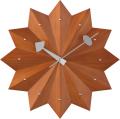 斬新なデザインで壁面を飾る 掛け時計 メダリオンクロック GN112RW ジョージネルソン