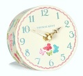 "�֤����ץȡ��ޥ�����ȡ�4""Portobello Clock Butterfly KC408 THOMAS KENT"