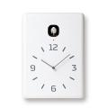 鳩時計 可愛い巣箱のクロックです!Lemnos レムノス カッコー掛け時計 cucu LC10-16WH