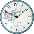アンティーク調でお洒落!ロジャーラッセルRogerLascelles社製 掛け時計 PUB-GARDEN ローズ