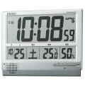 プログラム機能付き 大型デジタルクロック!セイコーデジタル電波置き掛け兼用時計 SEIKO SQ419S