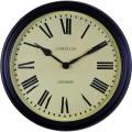 レトロ調でお洒落!ロジャーラッセルRogerLascelles社製 掛け時計 TS-LASC-SCH-LRG
