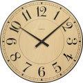 ビーチウッドの優しさを感じる掛け時計 INHOUSE(インハウス) ステーション NW6CK