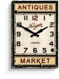 レトロなデザイン魅力です! NEW GATEニューゲート掛け時計 Antiques Market Wall Clock AM210AC