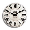 NEW GATEニューゲート掛け時計 Lille Tin Wall Clock LILMET お洒落なコンベックスデザイン!