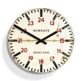 NEW GATEニューゲート掛け時計 Tube Station Wall Clock TUB238AC アンティーク調のunderground station clock