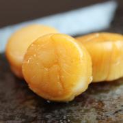 北海道産 ほたて燻油漬 [25粒詰]