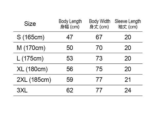 INFINITY 2018 TEAM T-SHIRT (BK) Size M