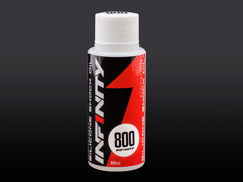 SILICONE SHOCK OIL #800 (60cc)