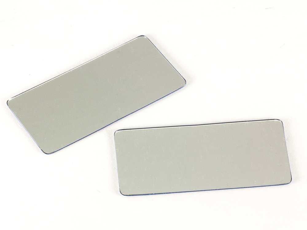 WING ENDPLATE for 1/10 Touring Car (Mirror/0.5mm/2pcs)