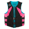 Hyperlite Womens Indy Neo Vest Pink/Black