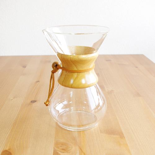 CHEMEX(ケメックス) コーヒーメーカー 6カップ