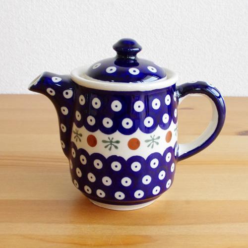 ポーリッシュポタリー Zaklady(ザクワディ) コーヒーポット