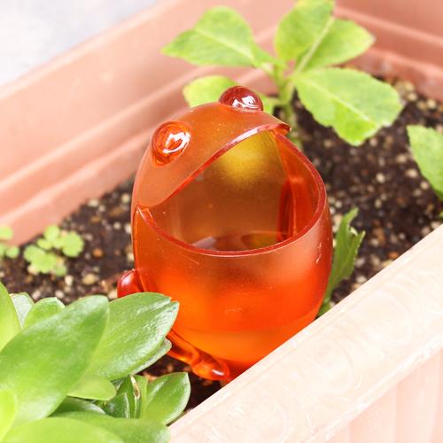 Scheurich(シューリッヒ) フロッギー(オレンジ) 自動給水器