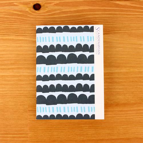 Scandinavian Pattern Collection(スカンジナビアンパターンコレクション) パスポートノート/Johannna Hogvag(ヨハンナ・ヘグヴェグ)