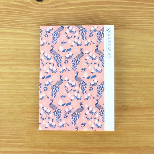 Scandinavian Pattern Collection(スカンジナビアンパターンコレクション) パスポートノート/Jenny Wallmark(ジェニー・ヴァルマルク)