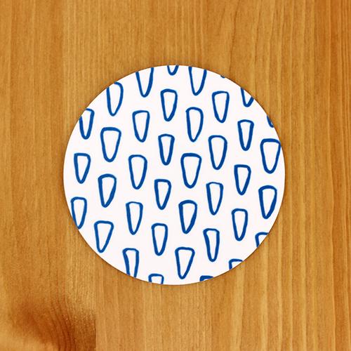Scandinavian Pattern Collection(スカンジナビアンパターンコレクション) コースター/Lo/Lynx(リンクス) Fyran(フィーラン)