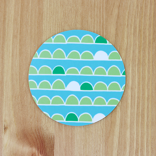 Scandinavian Pattern Collection(スカンジナビアンパターンコレクション) コースター/Archipelago(アーキペラゴ)