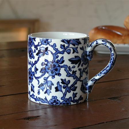 Burleigh(バーレイ) ブルーアーデン マグカップ