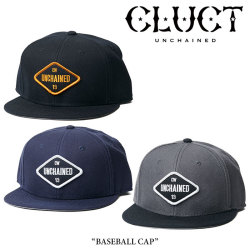 CLUCT(クラクト) BASEBALL CAP 【2018SPRING新作】 【即発送可能】 【CLUCT キャップ】 【#02698】