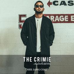 CRIMIE(クライミー) NEIL LONG COAT 【2018SPRING/SUMMER新作】 【送料無料】【即発送可能】 【C1H1-CXNL-JK04】 【CRIMIE アウ