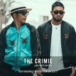 CRIMIE(クライミー) REVERSIBLE SOUVENIR JACKET 【2018SPRING/SUMMER新作】 【送料無料】【即発送可能】 【C1H1-JK01】 【CRIM