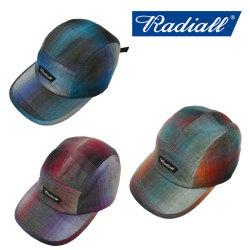 RADIALL(ラディアル) SHOE BOX - JET CAP 【2018 SPRING&SUMMER SPOT】 【RADIALL キャップ】 【RAD-18SS-SPOT-HAT002】