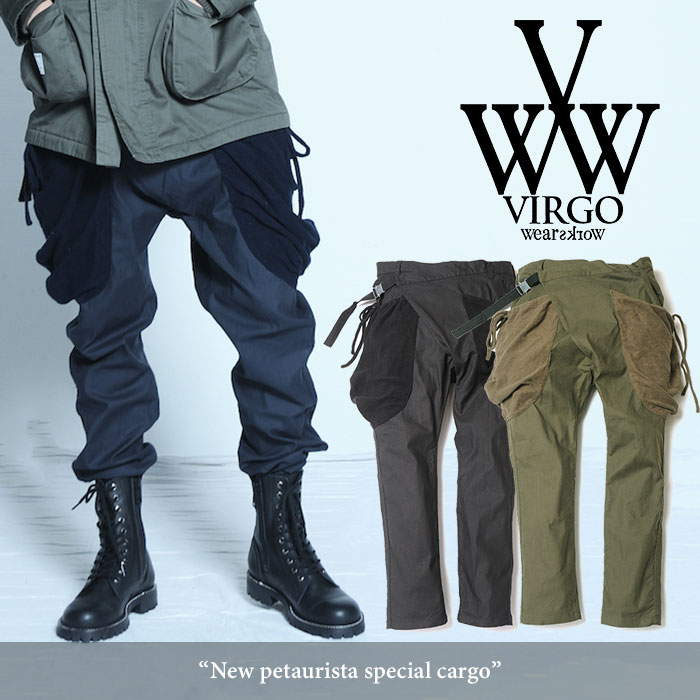 【SALE30%OFF】 VIRGO(ヴァルゴ) New petaurista special cargo 【2017AUTUMN/WINTER】 【送料無料】【即発送可能】 【VG-PT-26