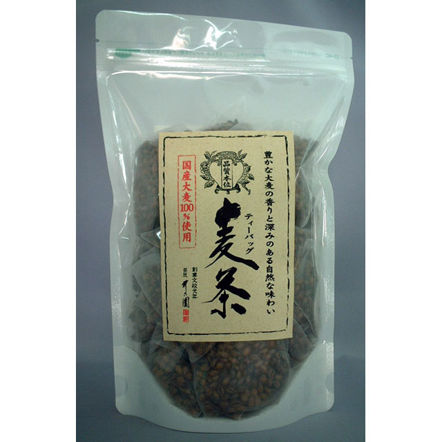 ティーバッグ麦茶(20g×15P)MTB