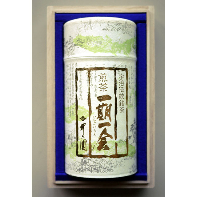 VMN-50 煎茶 (一期一会/150g)@3,000